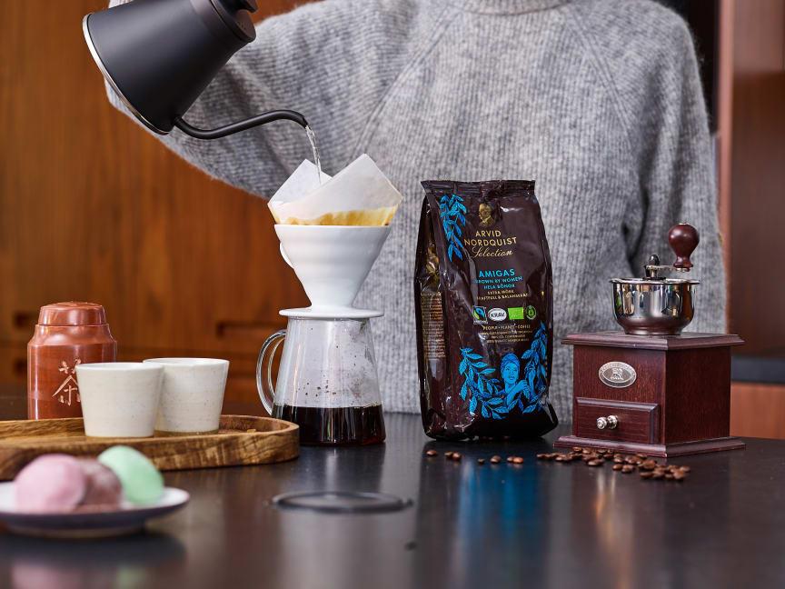 SMAKA Kaffe