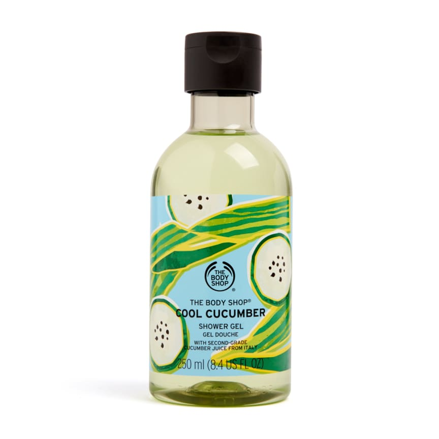 Cool Cucumber Shower Gel