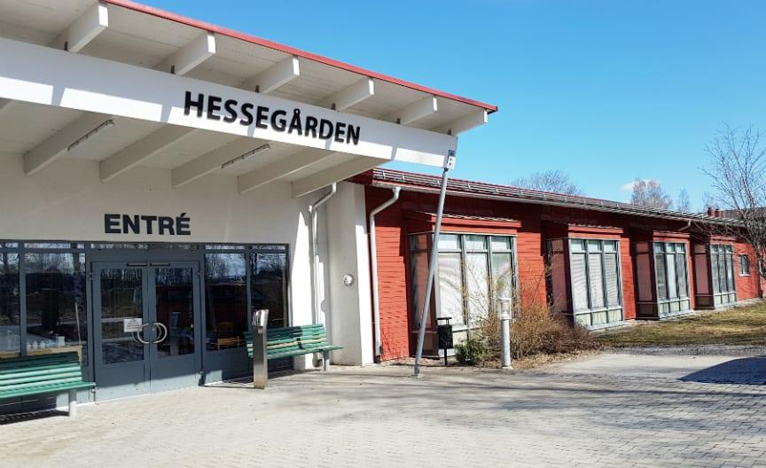 Hessegården, Borlänge