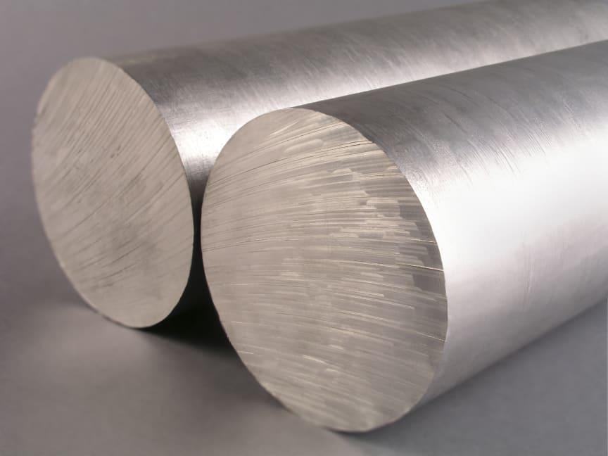 Aluminium råvara