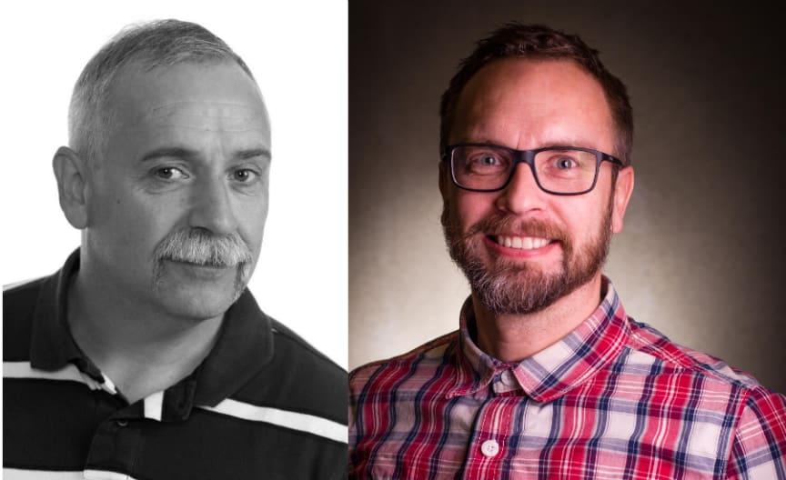 Mikael Aghammar och Stefan Johansson, Riksbyggen