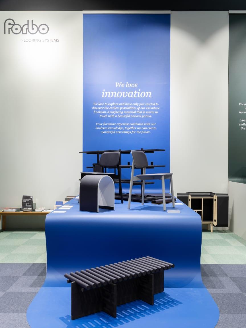 We love innovation