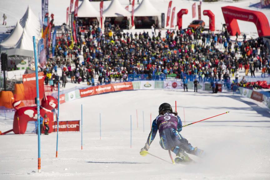SkiStar Winter Games Sälen april 2019