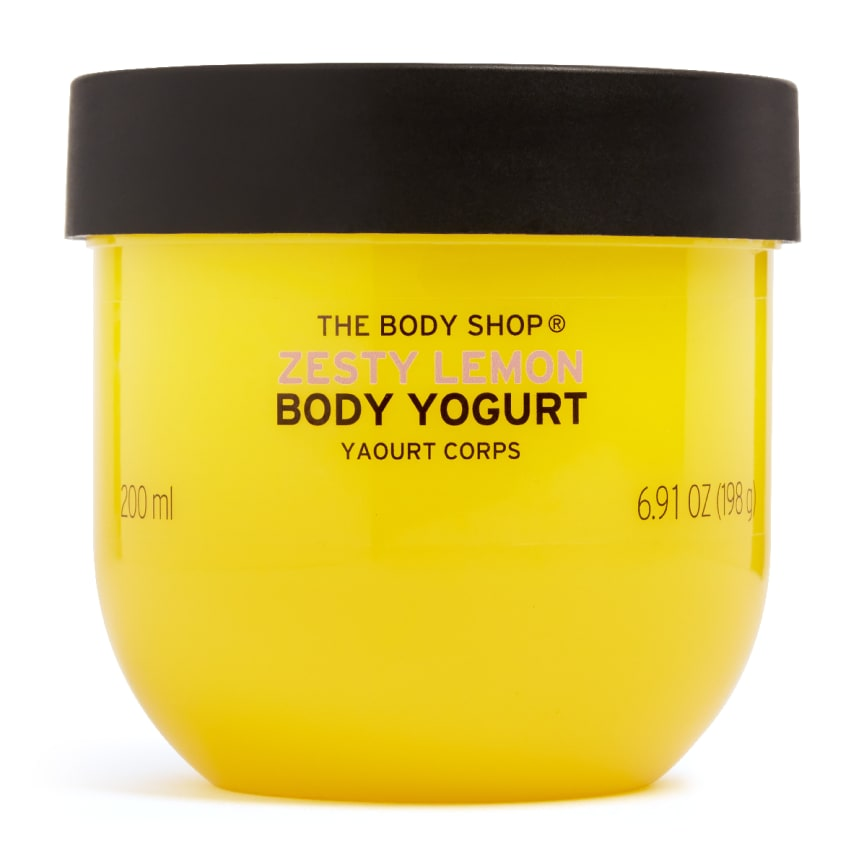 Zesty Lemon Body Yogurt