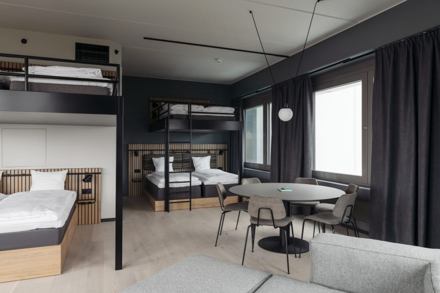 Comfort Hotel Arlanda XL room