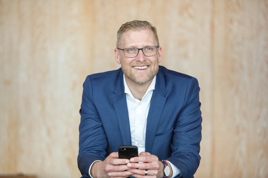 Lars Appelqvist, CEO