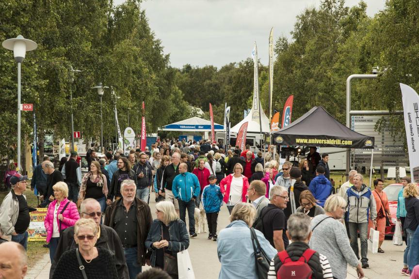 Det är full fart på planeringen inför Stora Nolia i Piteå så öppnar 1 augusti