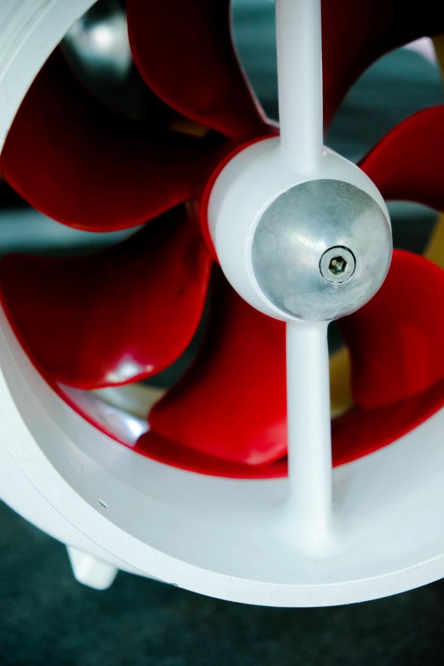 Hi-res image - VETUS - The VETUS E-POD electric propulsion solution