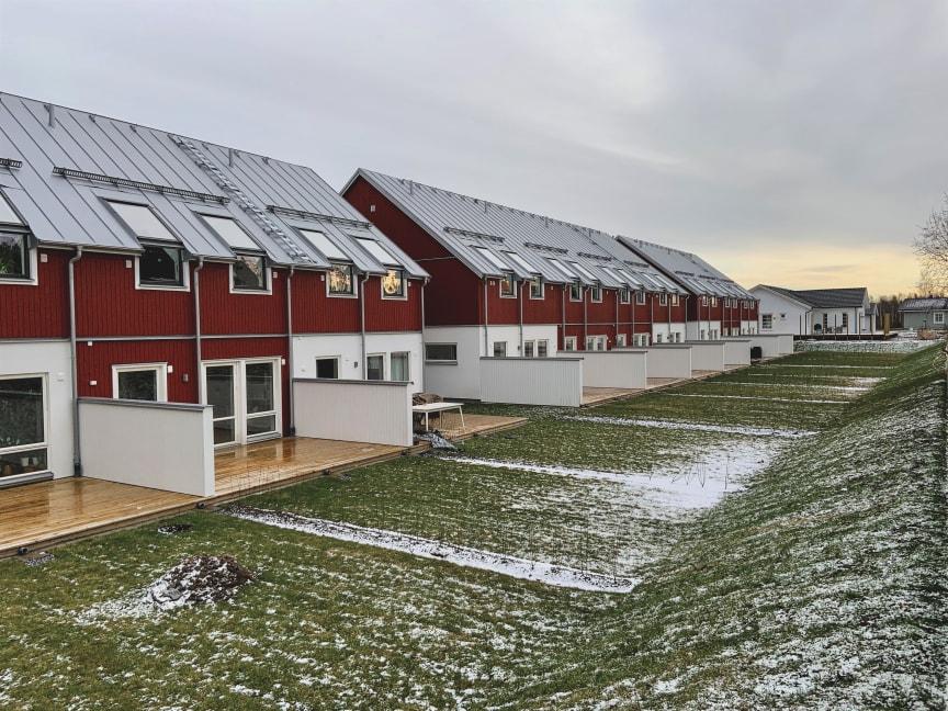 OBOS projekt Brf Magasinet i Örebro