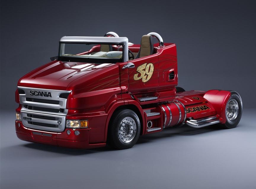 Ishøj Truck Show byder på masser af showlastbiler