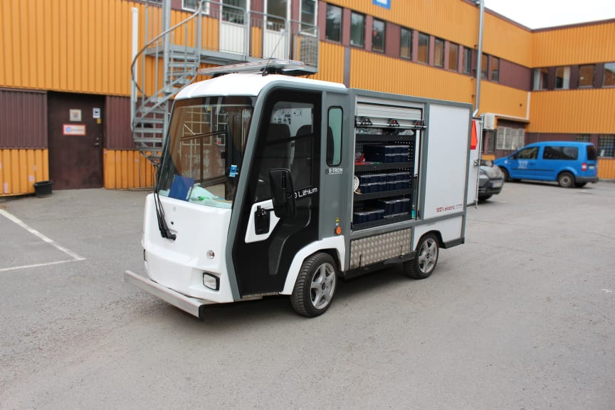 PRO Litium 3800 Van