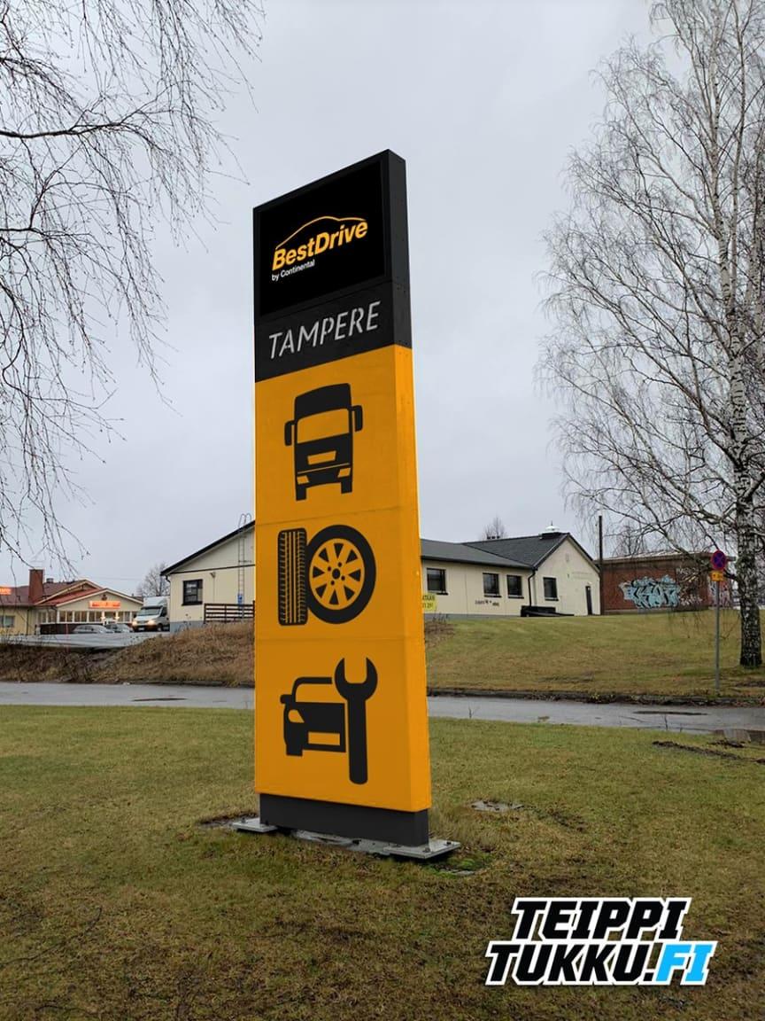 Rengasmaailma on nyt BestDrive Finland