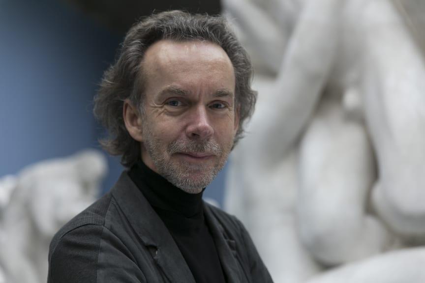 Dag Erik Elgin portrett Monolittsalen