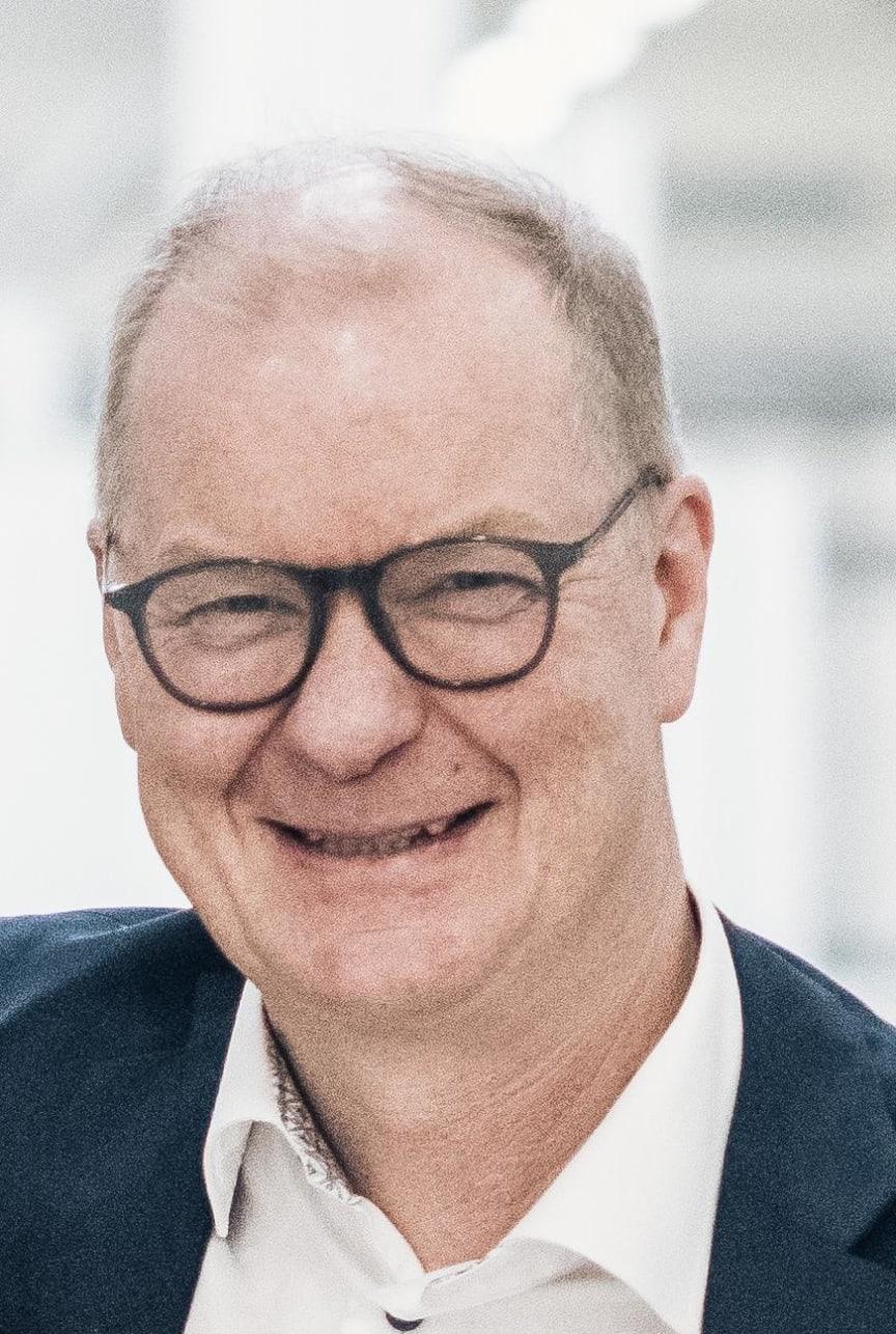 Johannes Rasmussen, Marknadsdirektör NorDan Gruppen AS