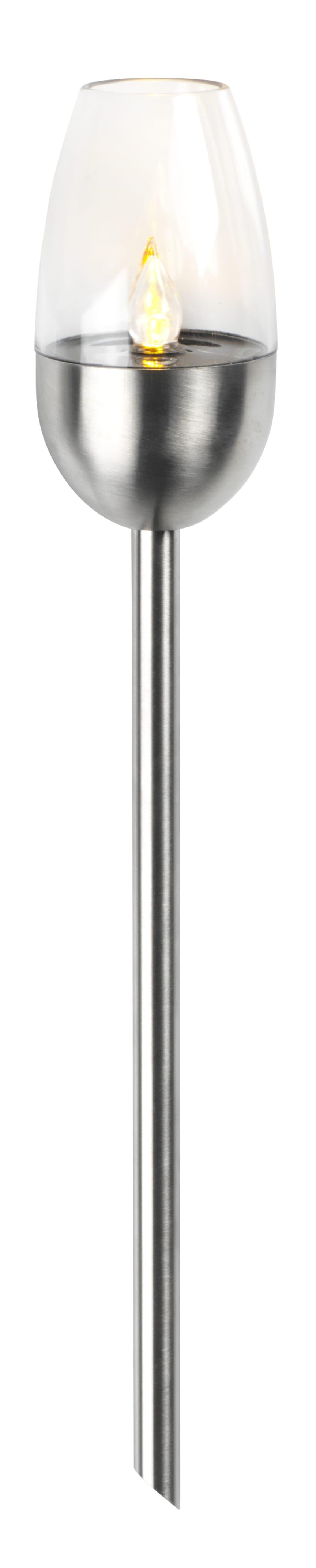 Solcellslampa SLAPPA Ø6xH39