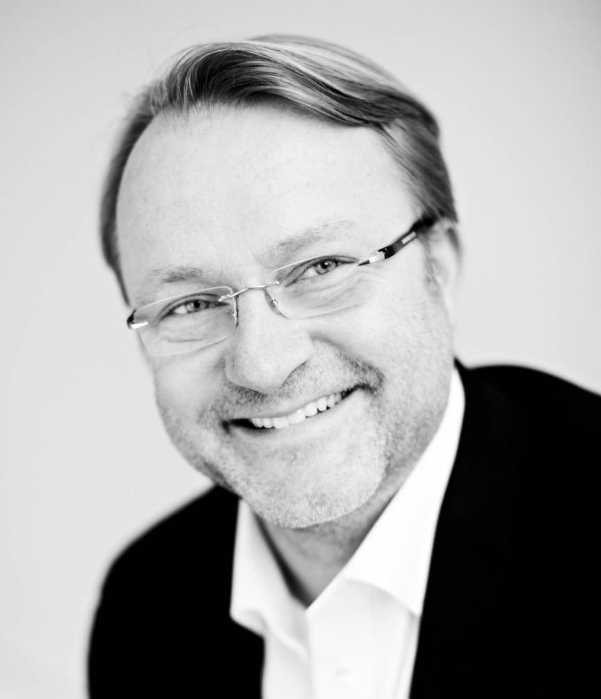 Tobias Dysenius, försäljningschef Riksbyggen