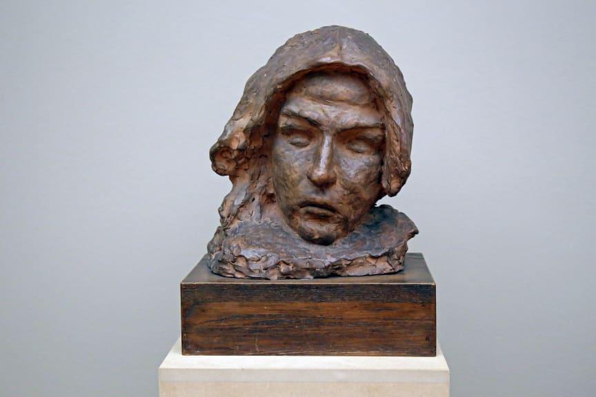 """KLINGER 2020 - """"Der Gedanke"""" (Camille Claudel) - Büste von Auguste Rodin"""