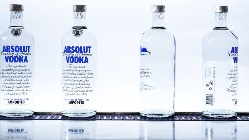 Absolut Vodka Production
