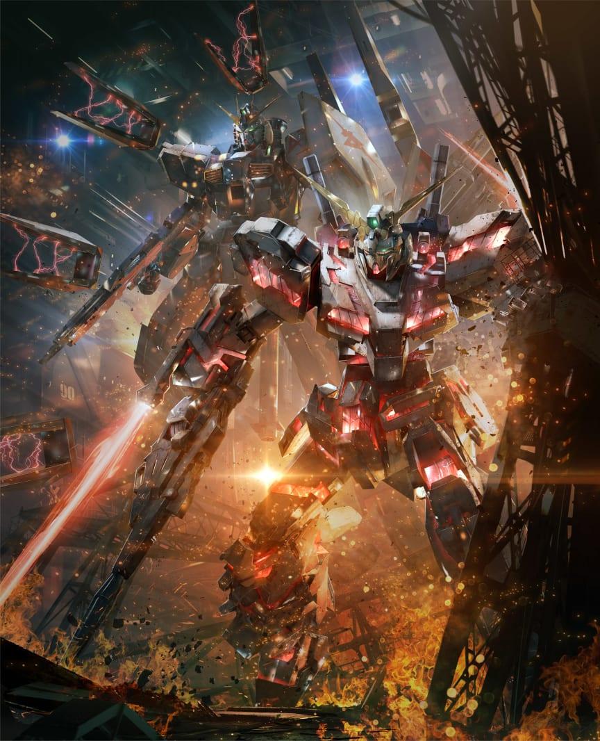 Robotklassikern Gundam från BandaiNamco
