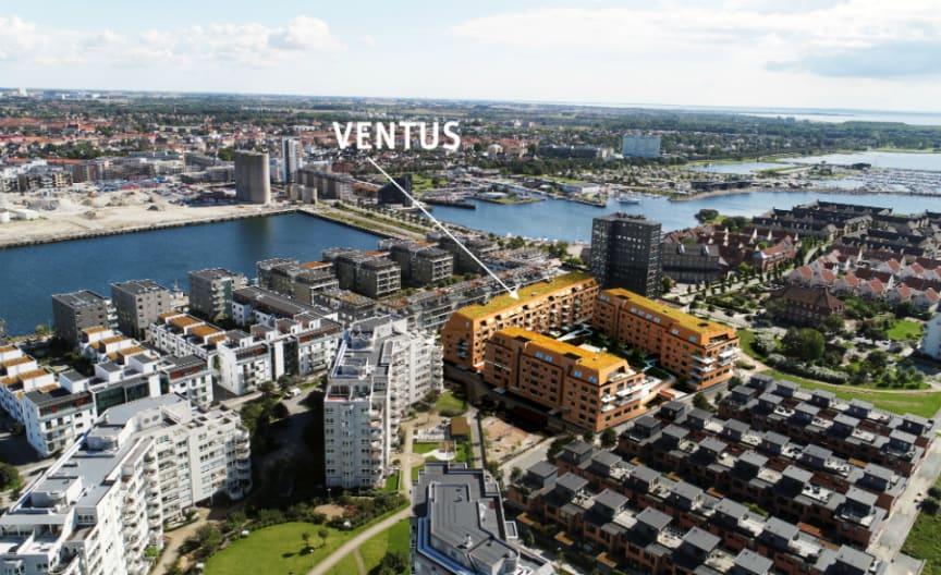 Brf Ventus, Riksbyggen, Malmö