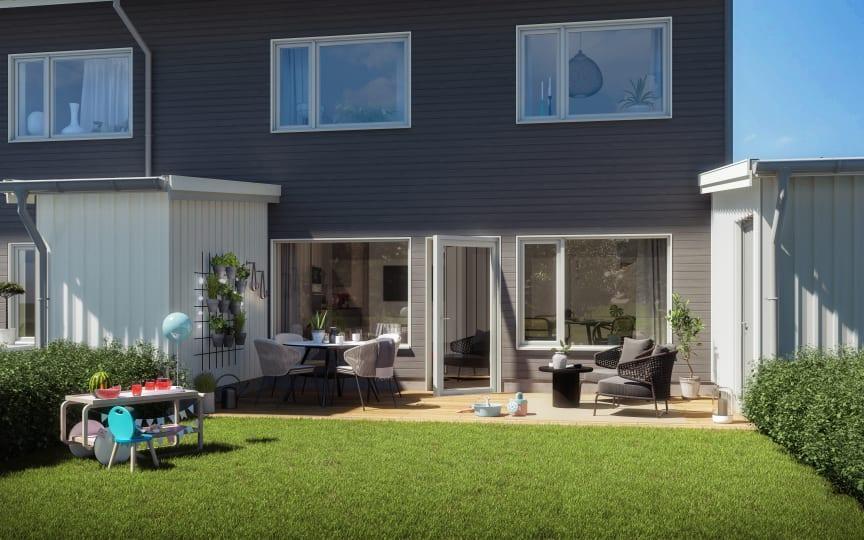 Brf Ekhagen, Västervik, Riksbyggen