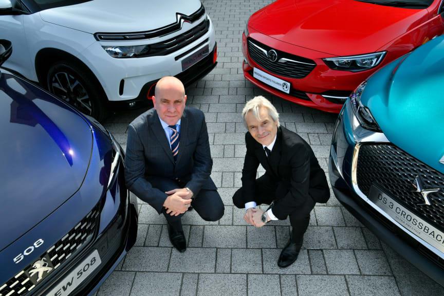 RAC and Groupe PSA - Phil Ryan and Richard Dyson (2)