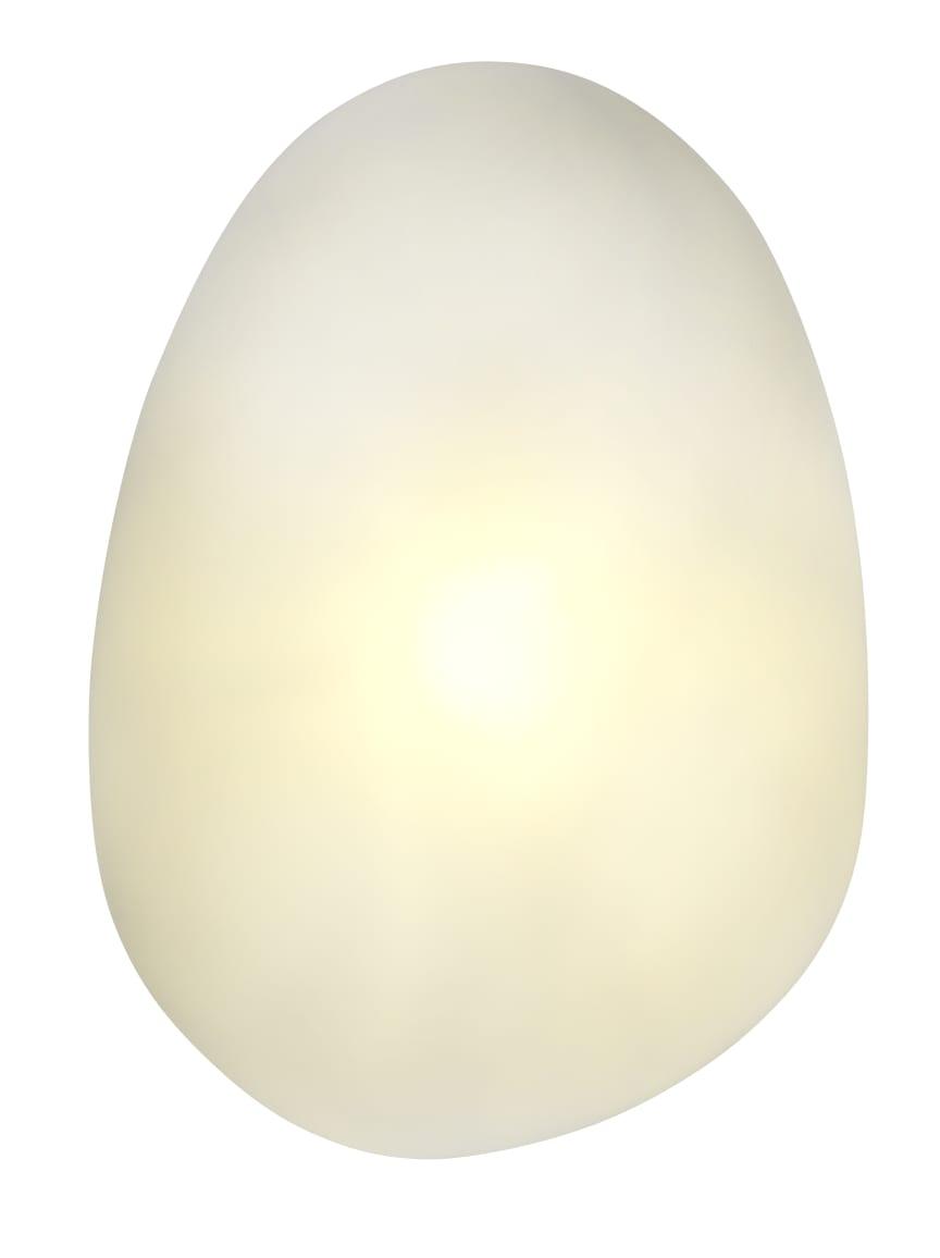 Paristokäyt. lamppu GRAVAND kivi 13x6 cm