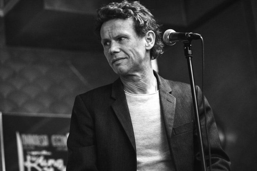 Bo Sundström -  foto Carl Thorborg