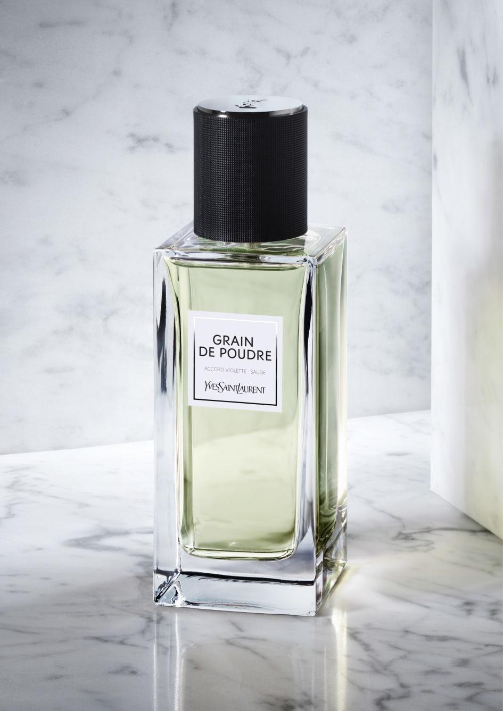 Saint Des L Grain Parfums Yves Le De Laurent Poudre Vestiaire VUzpMSq