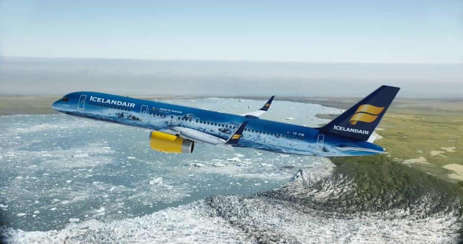 Hinnoittelumallin SekMatkustusluokan Esittelee Icelandair Uuden edoWrxBQC