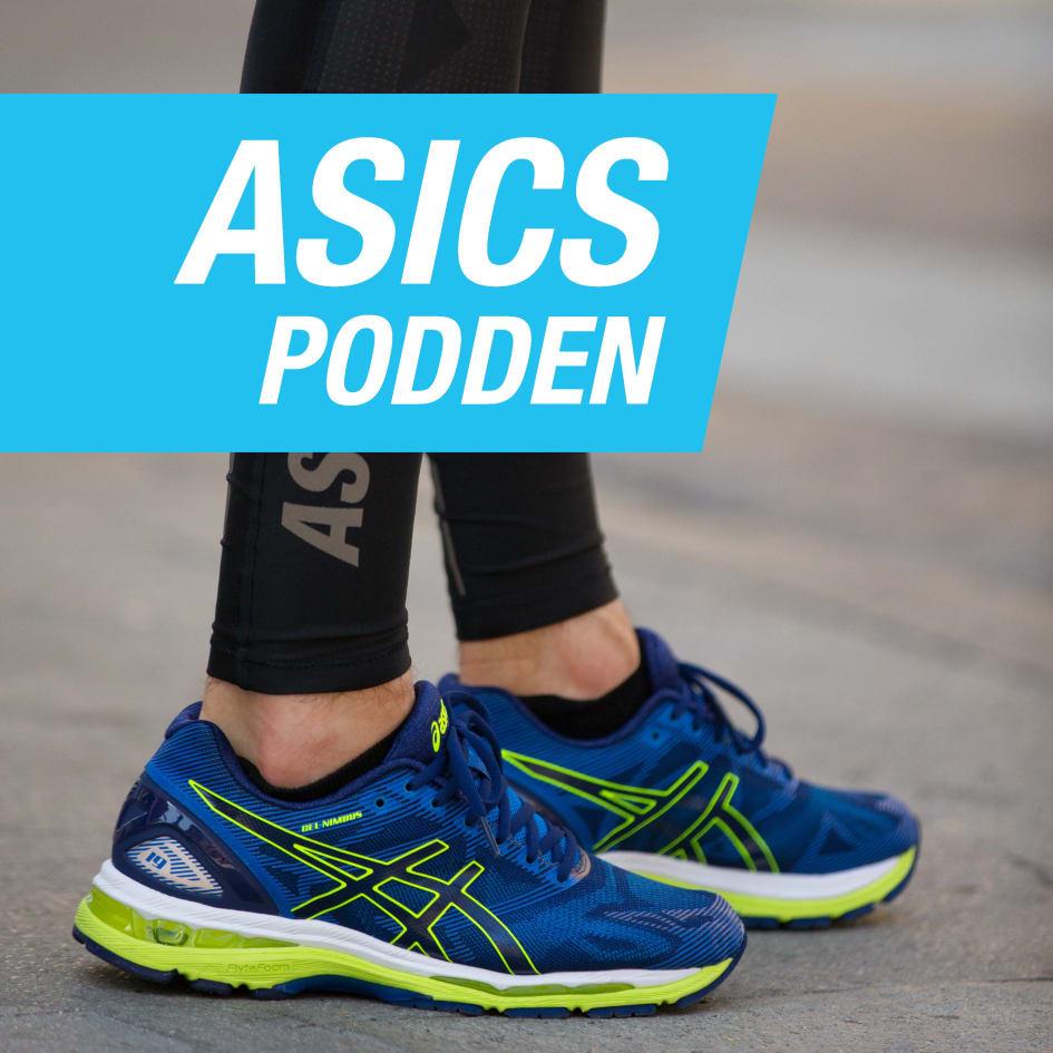 new products 64e48 ff91b Släpper Podcast Pr Ny Asics Sverige Rw7dnqp
