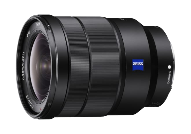 Amplíe sus horizontes: Sony presenta su zoom gran angular de ...