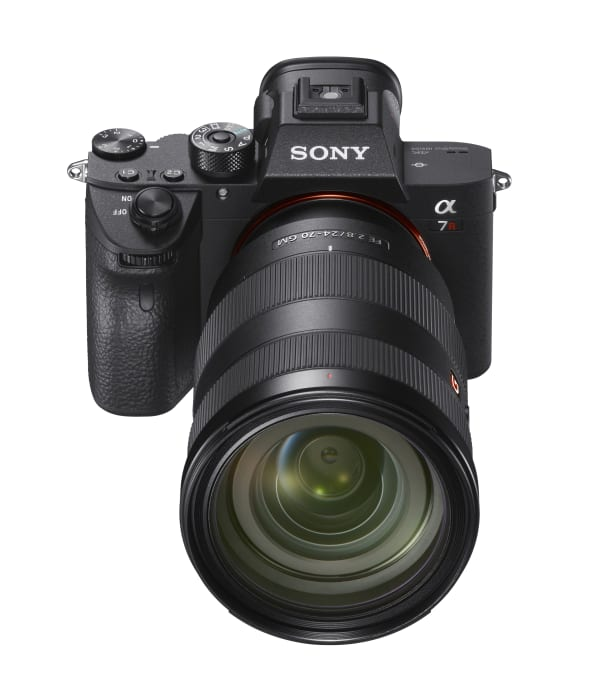 Sony\'s New Full-frame α7R III Interchangeable Lens Camera Delivers ...