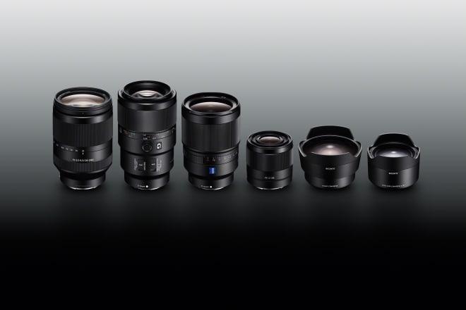 Mucho donde elegir: la familia Sony α con montura Tipo E crece con ...