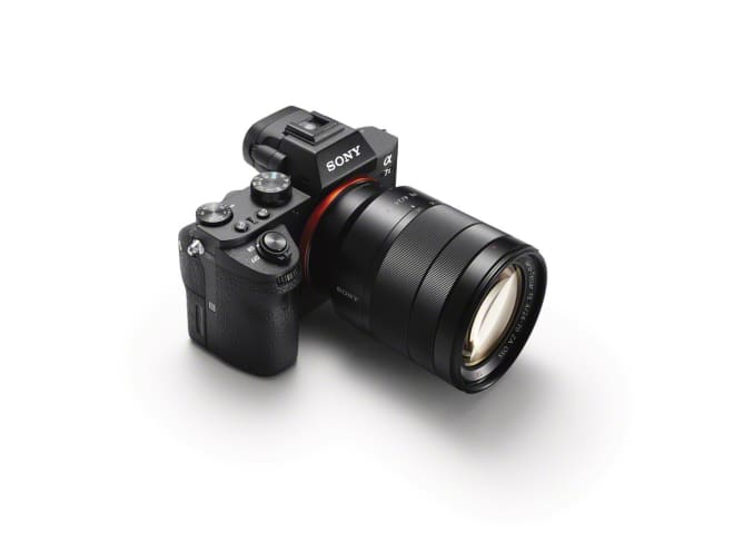 Sony Introduces the α7 II, the World\'s First Full-Frame Camera ...