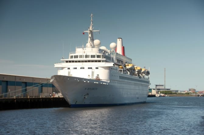 Set Sail From Belfast With Fred Olsen Cruise Lines Boudicca - Boudicca cruise ship itinerary