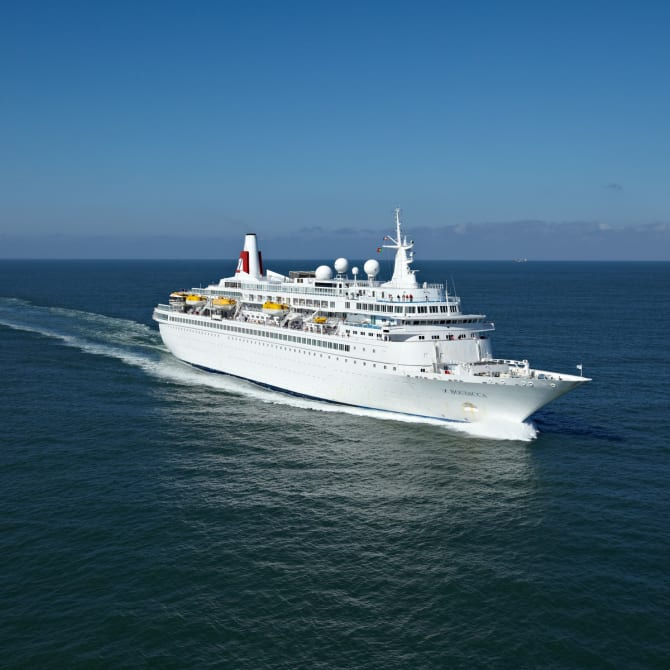 Fred Olsen Cruise Lines Boudicca To Commence Cruise Season From - Boudicca cruise ship itinerary