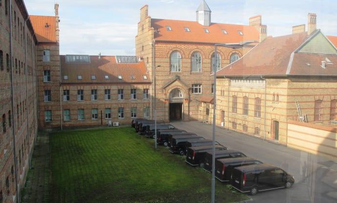 vestre fængsel besøg