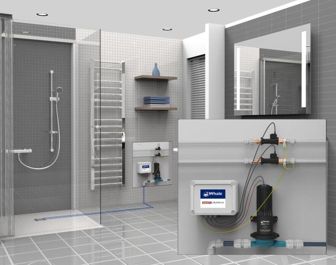 Ebenerdige Duschen sanftlaeufer innovation way fürs ebenerdige duschen in
