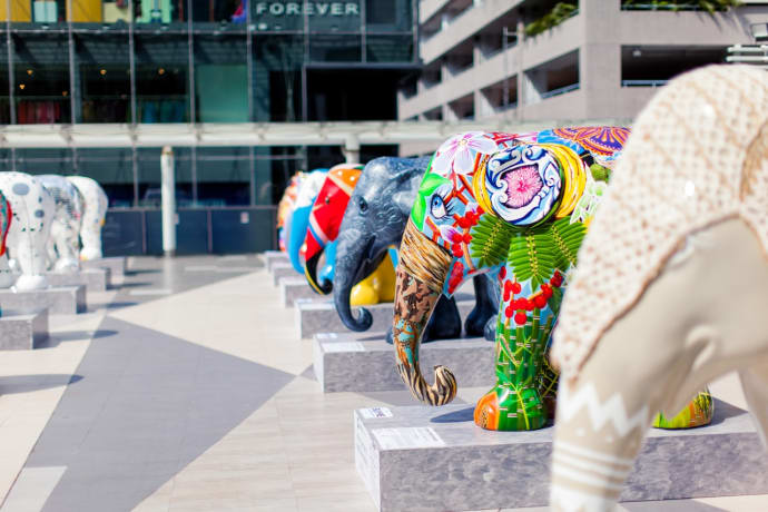 ELEPHANT PARADE COMES HOME FOR ITS LANDMARK 10th ANNIVERSARY ...