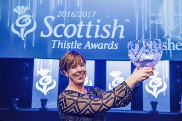 Αποτέλεσμα εικόνας για VisitScotland: Thistle be a good one
