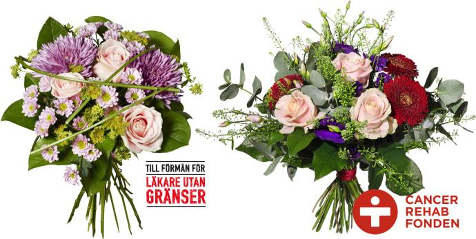 blommor till mamma