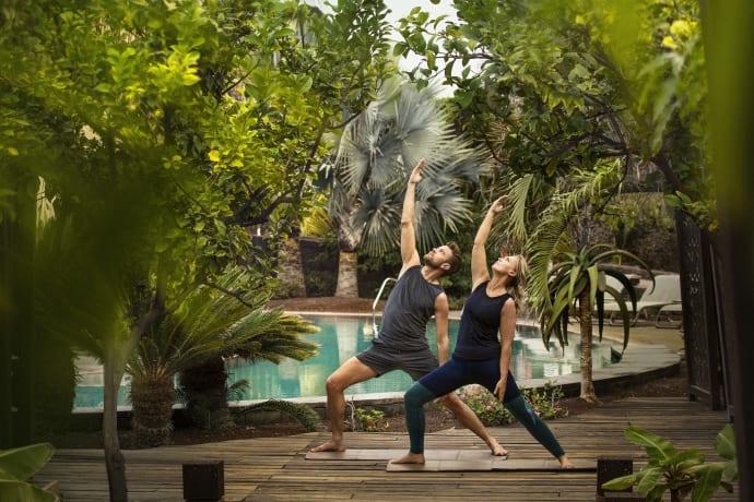 yoga rejser