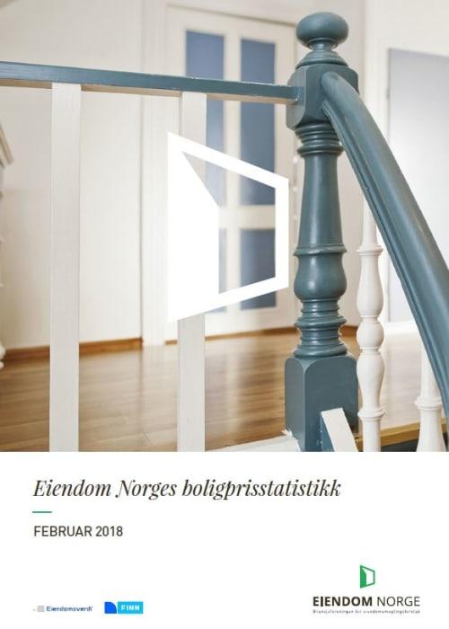 eiendom norge boligpriser