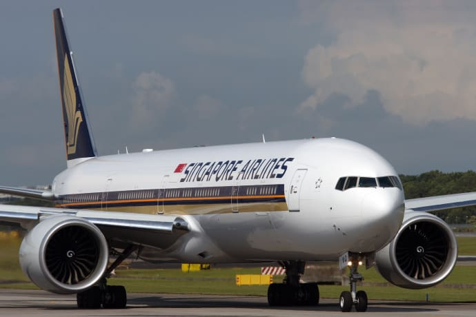 flytyper singapore airlines