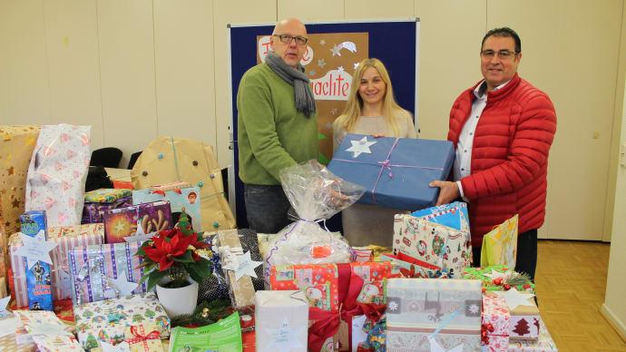 Villeroy & Boch-Mitarbeiter erfüllen Kindern Weihnachtswünsche ...