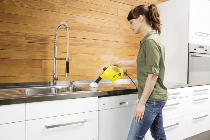 karcher dampvasker sc3