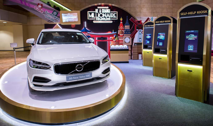 new car release singaporeChangi Airport revs up Be a Changi Millionaire shopping
