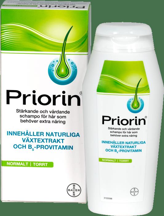 Priorin schampo apoteket