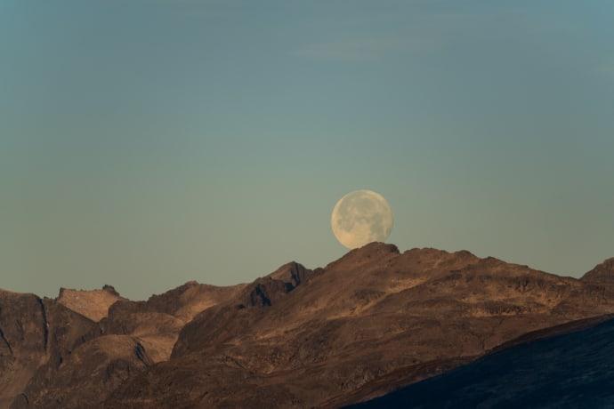 supermånen i danmark